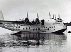 Imperial Airways Short S23 C Class Flying Boat G-ADUT Centaurus.