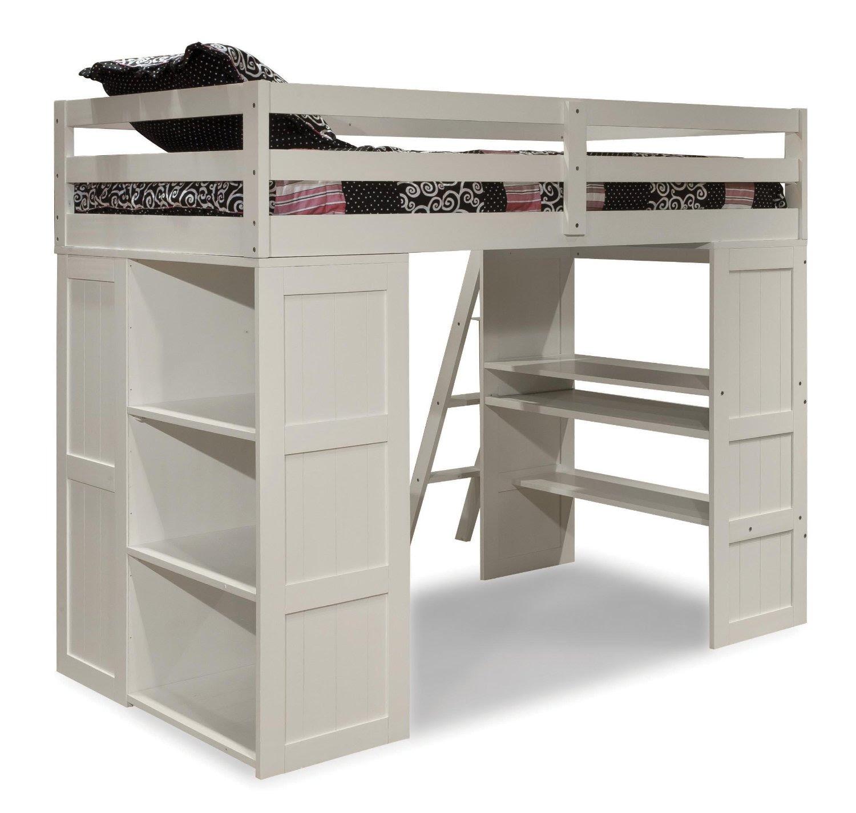10 Best Loft Beds With Desk Designs Decoholic