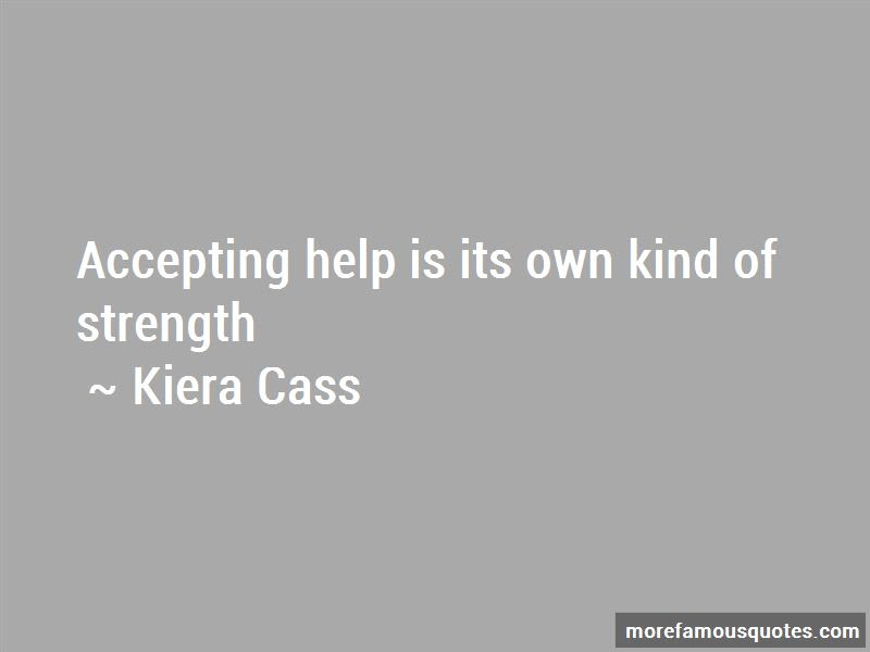 Quotes About Accepting Help Top 27 Accepting Help Quotes From