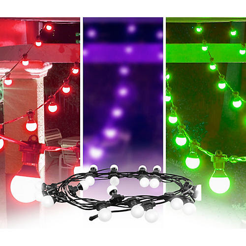 CHAUVET DJ Festoon Indoor/Outdoor PixelMappable LED Effect Lights  Guitar Center