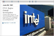 Intel's Antitrust History