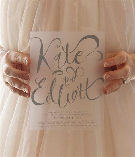 17 Best ideas about Grey Wedding Invitations on Pinterest