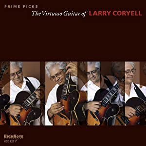 Larry Coryell Prime Picks cover