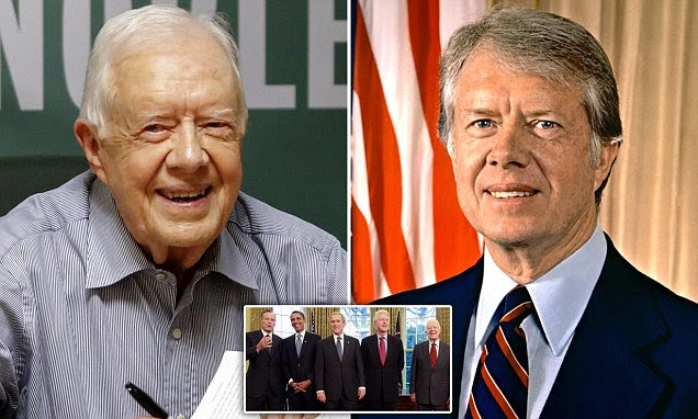 Barack Obama's message to Jimmy Carter after cancer diagnosis