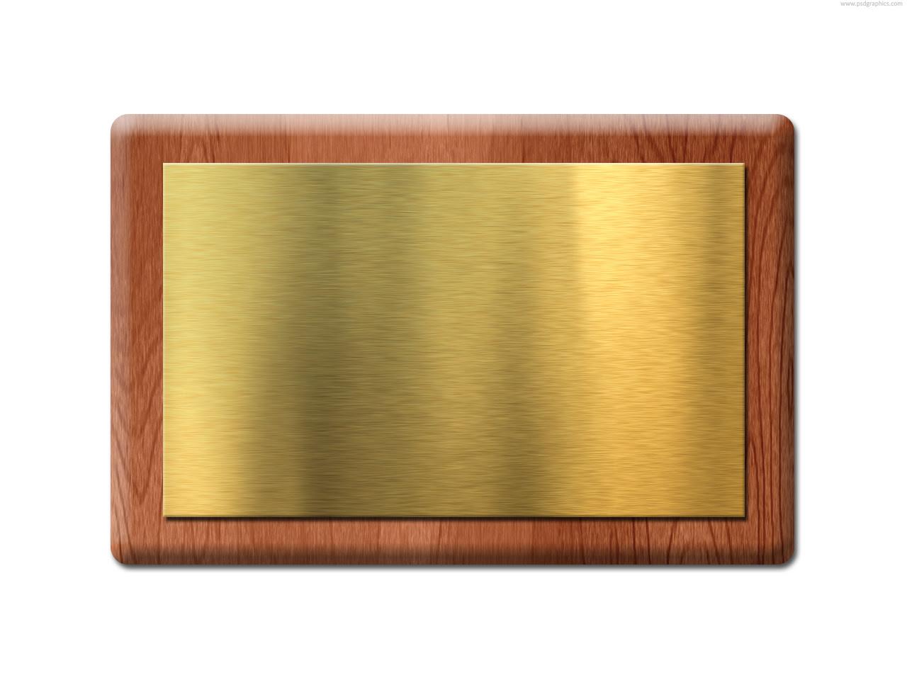 Blank name plate design – cbra