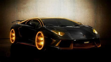 Top Gold Cars Wallpaper Wallpapers