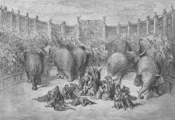 Библейские картинки. Часть 24. Как иудеев неправедно погубляли в Египте... снова