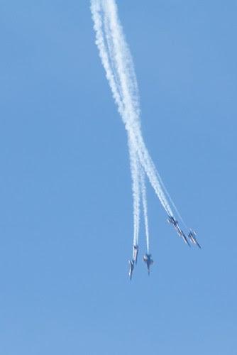 Blue Angels dividing
