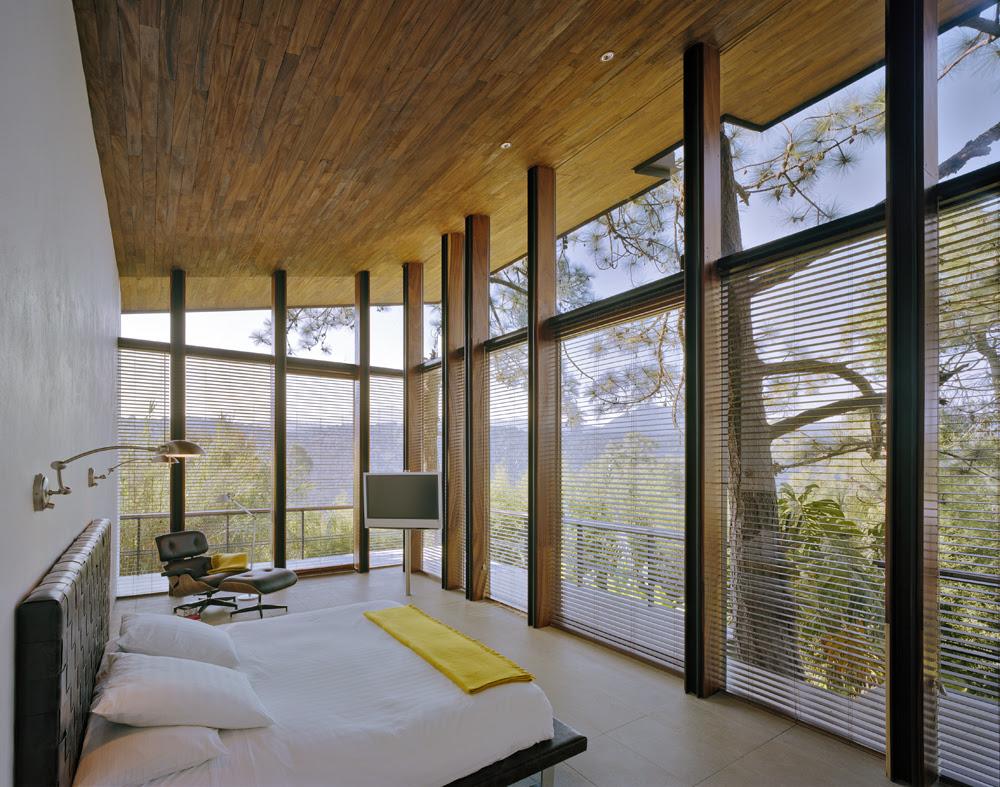 Casa en el Bosque - Parque Humano, Arquitectura, diseño, casas