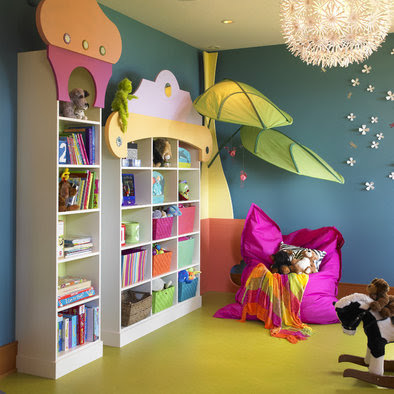 Kids Play Room Design on Vancouver Kids Playroom Design  Pictures  Remodel  Decor And Ideas