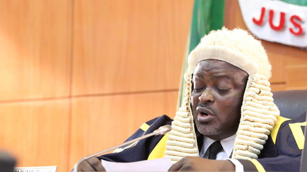 The Speaker, Lagos House of Assembly, Mudashiru Obasa