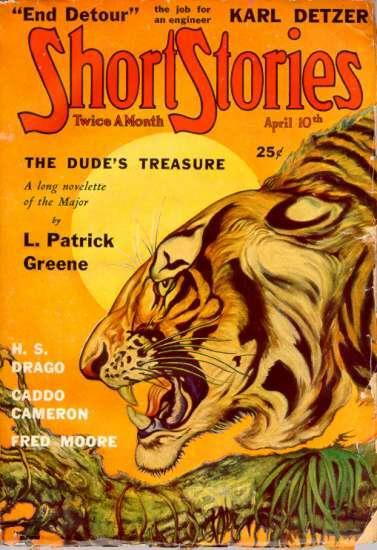 Short Stories, April 10th, 1939