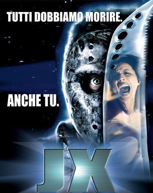 Jason X Streaming Italiano 2001 Guarda Film Completo