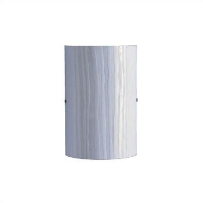 Vertical Glass Wall Sconce | Wayfair
