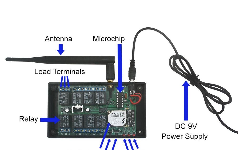 20 Luxury Remote Light Switch Circuit Diagram