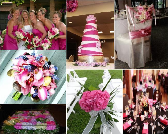 Inspirational Friday The Color Pink Celebration Advisor Wedding