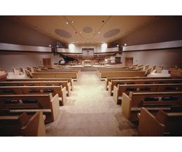 Interior Decorating Ideas for a Church | eHow