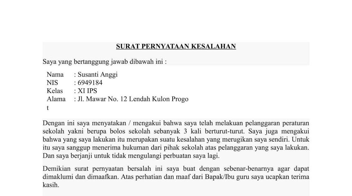 Contoh Surat Keterangan Kerja Untuk Kpr Rumah - Kumpulan ...