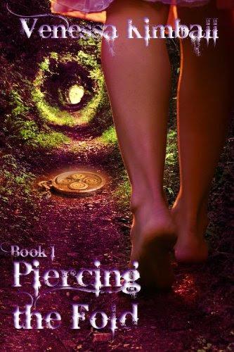 Piercing The Fold by Venessa Kimball