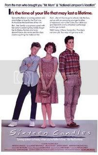 SixteenCandles poster Pictures, Images and Photos