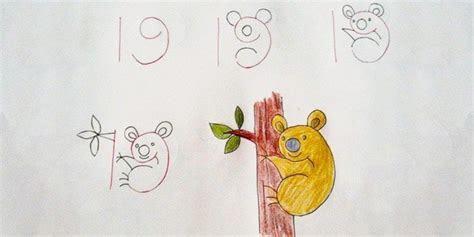 creative  easy kid friendly drawings