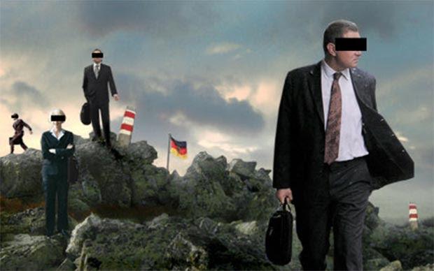 Schwarzgeld auf dem Weg in die Schweiz - und weiter nach Singapur?