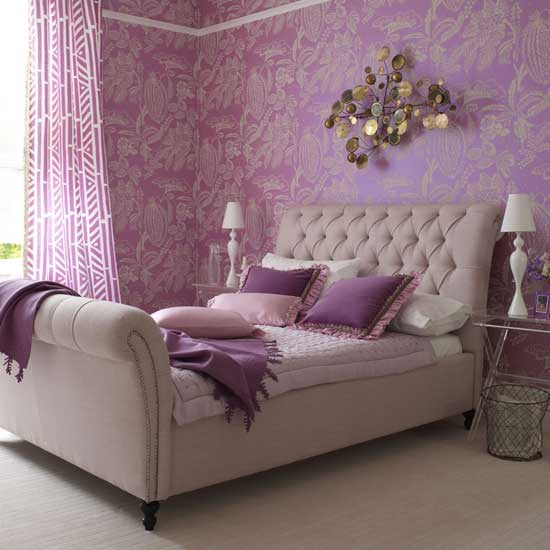 12 Perfect And Calming Bedroom Ideas For Women - Interior ...