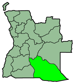 Kuando-Kubango Province