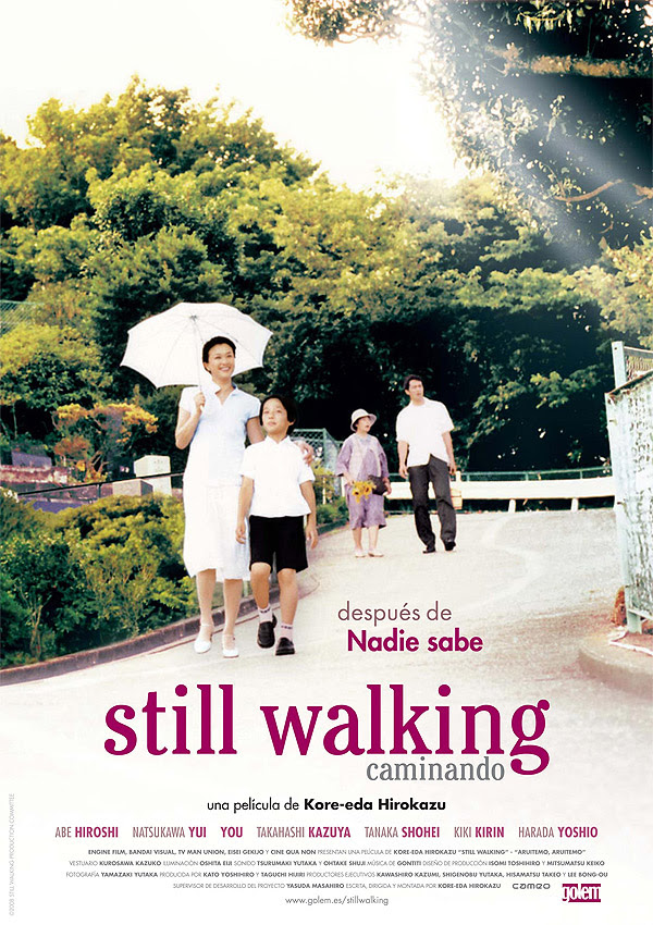 Still Walking: Caminado (Hirokazu Kore-eda, 2.008)