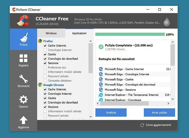 CCleaner Professional Download For Windows 7/10/8 PC/Laptop