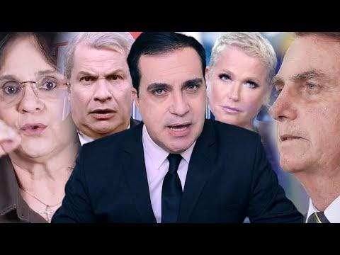 Cresce aprovação a Bolsonaro, Xuxa sofre derrota contra Sikêra JR, Damares lamenta, Pelé e mais!