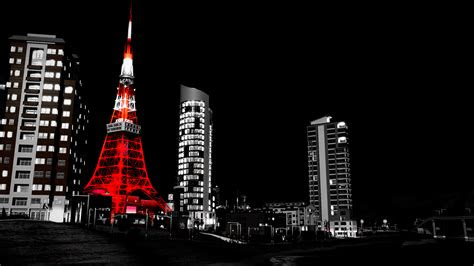 tokyo tower wallpapers  background images stmednet