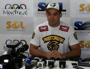 Renan Barão, lutador do UFC (Foto: Divulgação)