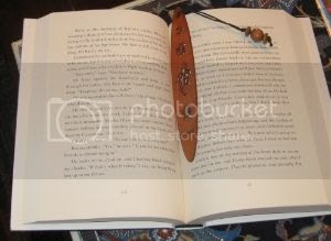 Unique wooden bookmark from my Hawaiian vacation