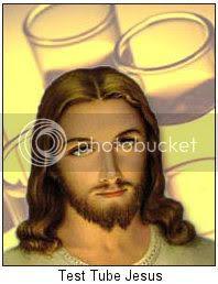 Test Tube Jesus