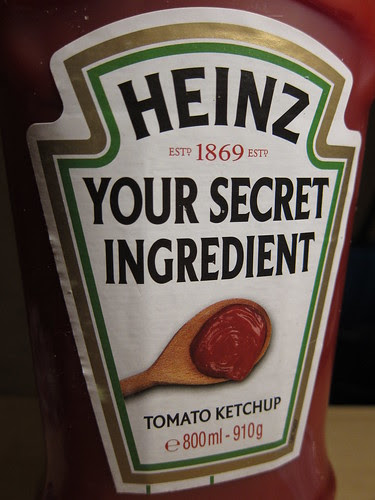 """What is """"Your Secret Ingredient""""?"""