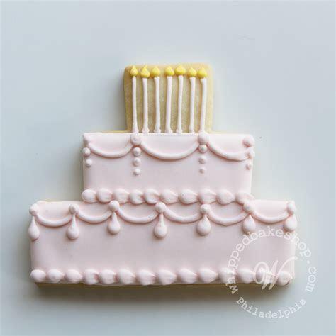 Whipped Bakeshop Philadelphia: Birthday Cake Cookie Favors