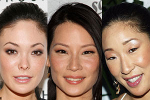 Asian Celebrities Show Off Gorgeous Makeup Looks (Learn How to Get 'Em)