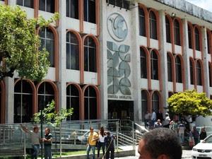 Fachada da Assembleia Legislativa da Paraíba (Foto: Divulgação/Assembleia Legislativa da Paraíba)