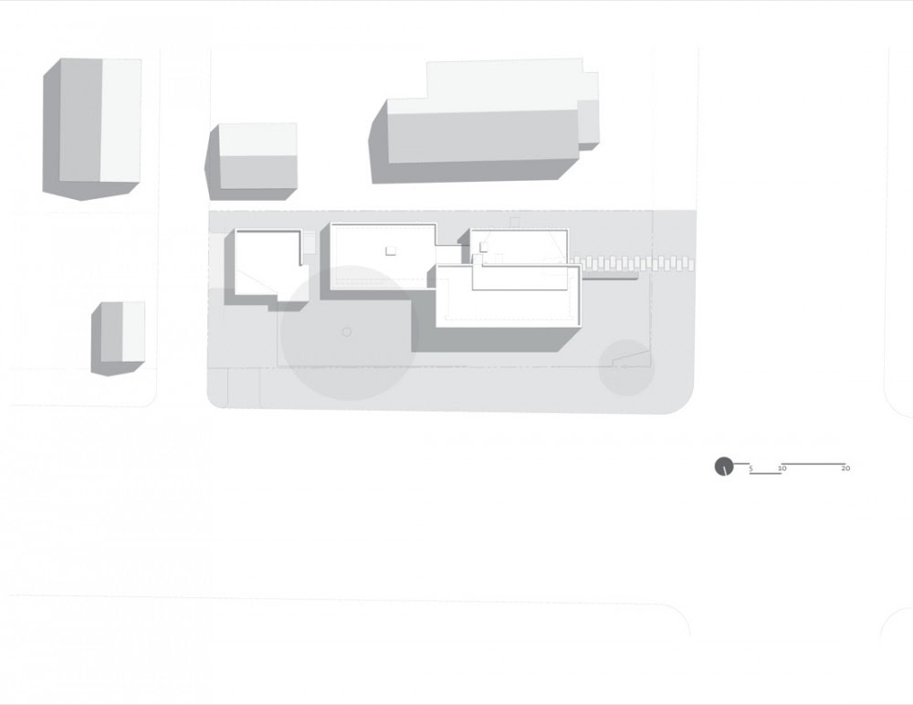 Residencia Annie - Alter Studio, planos