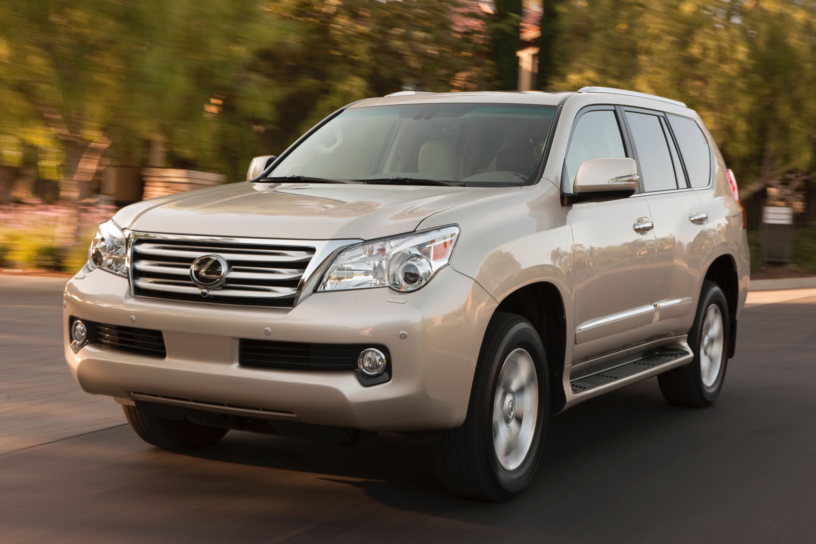 2013 Lexus GX 460 - Review - CarGurus