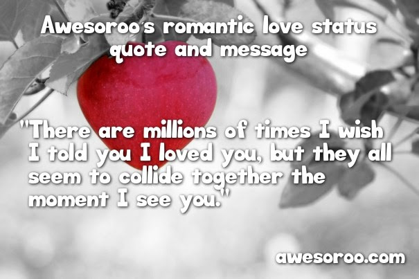 150 Best Romantic Love Status Quotes Messages Jan 2019