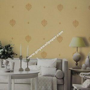 wallpaper dinding untuk ruang tamu yang update 2020