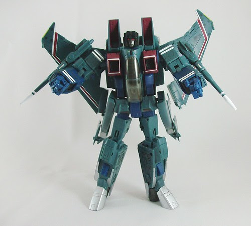 Transformers Starscream (Masterpiece) - modo robot