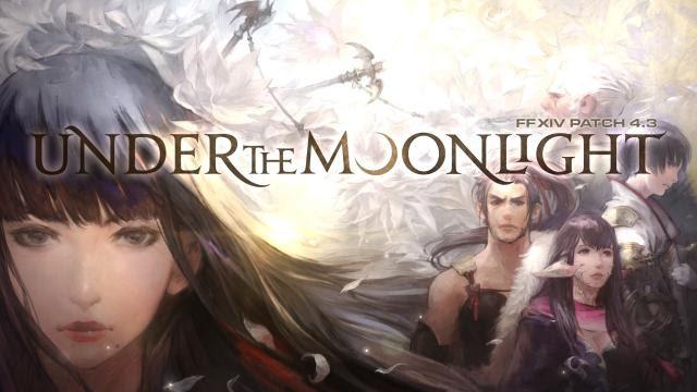 Final Fantasy 14 Under The Moonlight Offizieller Trailer Gibt