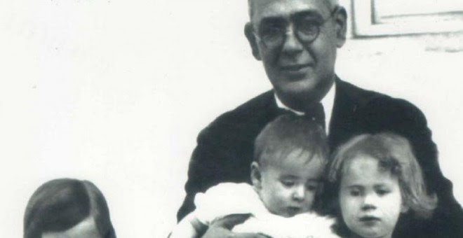El padre de la patria andaluza, Blas Infante./Archivo