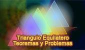 Triángulo Equilátero: Teoremas y Problemas (Spanish-language version).