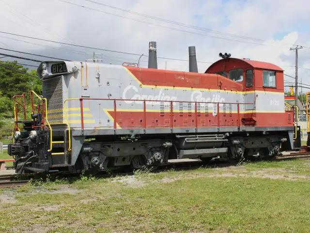 CP 8120 in Kenora, Ontario