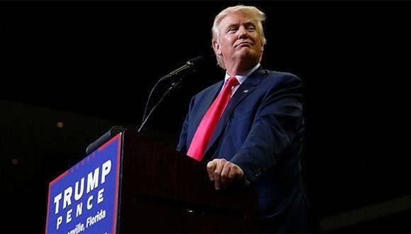 Donald Trump Foto: Reuters.
