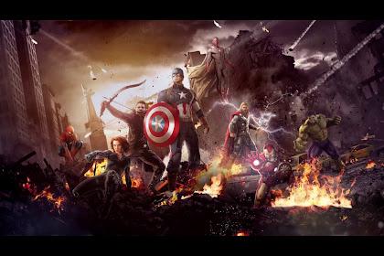 Avengers Endgame Wallpaper 4k For Pc
